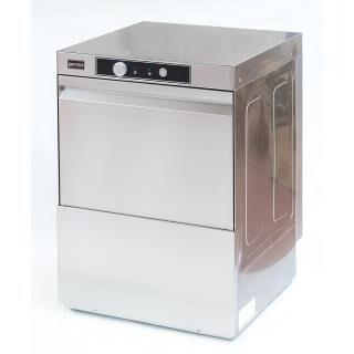 GAMMO plate-glass dishwasher with 50x50cm dishwasher rack DELUXE