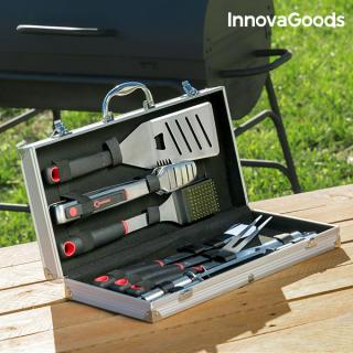 INNOVAGOODS professional Barbecue set 11 pieces