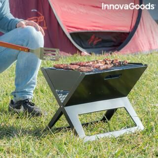 INNOVAGOODS foldable charcoal grill
