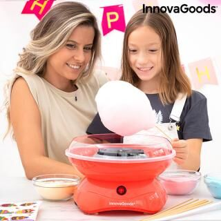 INNOVAGOODS table top cotton candy maker