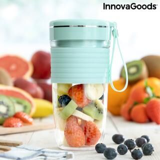 INNOVAGOODS rechargeable portable blender 0.3 L