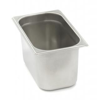 GAMMO GN 1/4 container 150 mm deep