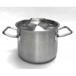 GAMMO casserole with Lid 2.5 liters 16x12cm