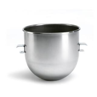 SAMMIC 40 L inox bowl for BE-40 universal planetary mixer