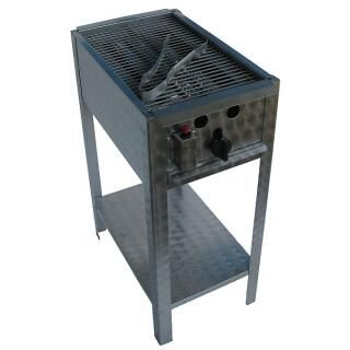GÁZGRILL BGS-1 G standing grill appliance