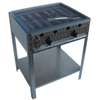 GÁZGRILL BGS-2 G standing grill appliance