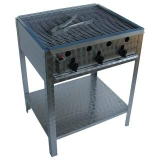 GÁZGRILL BGS-3 G standing grill
