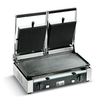 LA FELSINEA PD 3000 LR LR Double contact grill - smooth/grooved