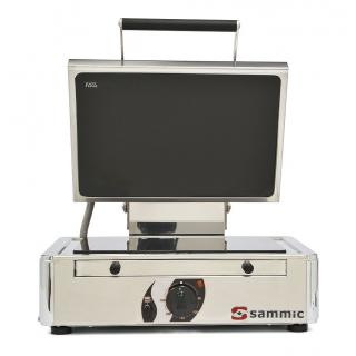 SAMMIC GV-6LL contact grill with glass-ceramic surface - smooth