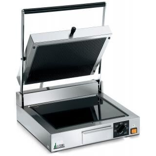 LA FELSINEA PPV LR contact grill with glass-ceramic surface - smooth/grooved