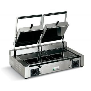 LA FELSINEA PDV LL LL Double contact grill with glass-ceramic surface - smooth