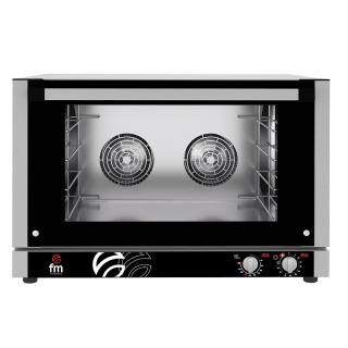 FM RX-604-PLUS convection oven 4 trays (600x400 or GN1/1)