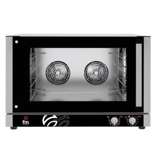 FM RXL-604-PLUS convection oven 4 trays (600x400 or GN1/1)