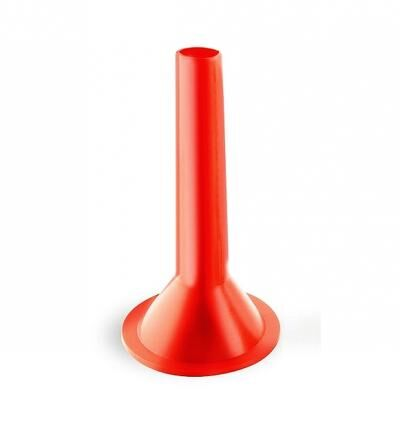 Funnel for sausage filling for TC-32 electric meat mincer 20 mm