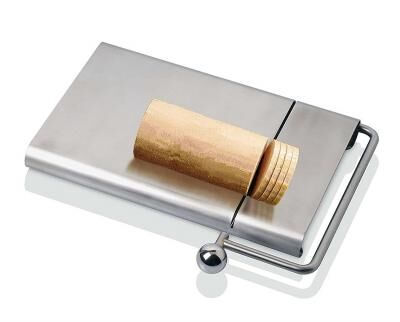 LOUIS TELLIER cheese and foie gras slicer with board